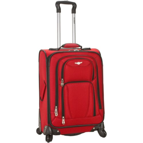 Rockland Luggage 20 Inch Spinner Carry On