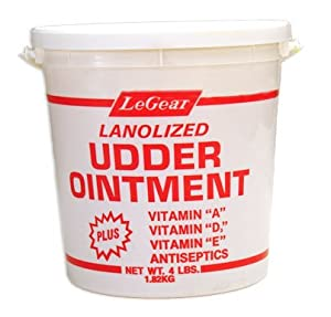Lanolized Udder Ointment (4 lbs)