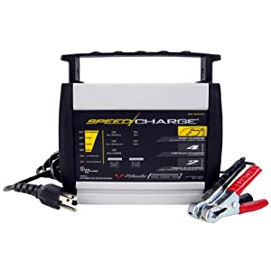 Schumacher Speedcharge Battery Charger