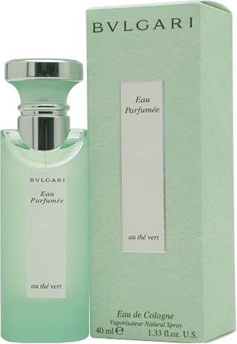 Bvlgari Green Tea By Bvlgari For Men And Women. Cologne Spray 1.3 Ounces