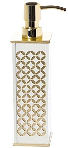 Diamond Lattice Decorative Soap Dispenser (2.5