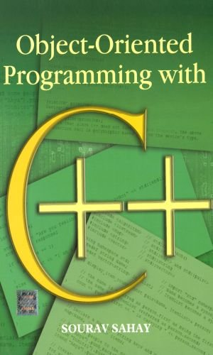 Object-Oriented Programming with C++ (Oxford Higher Education)