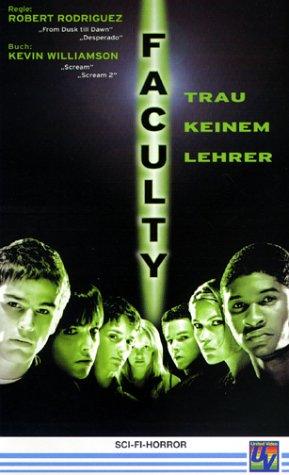 Faculty - Trau keinem Lehrer [VHS]