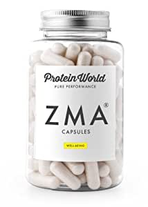 ZMA Capsules - 100% pure sleeping aid (90 capsules)