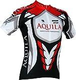 AQUILA Team Kurzarm Radtrikot / Radsporttrikot für Rennrad-, MTB- und Freizeitradler – auch für andere Speedsportarten, z.B. Indoor Cycling und Speedskating Rezessionen Picture