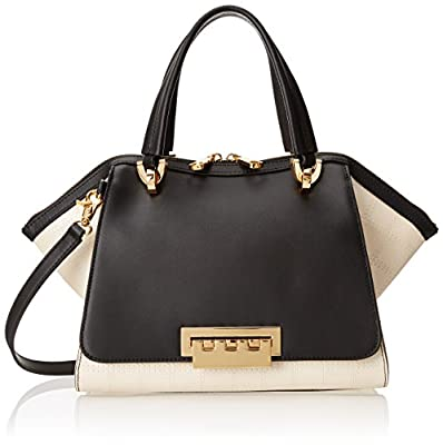 ZAC Zac Posen Eartha Soft Double Mini Top Handle Bag