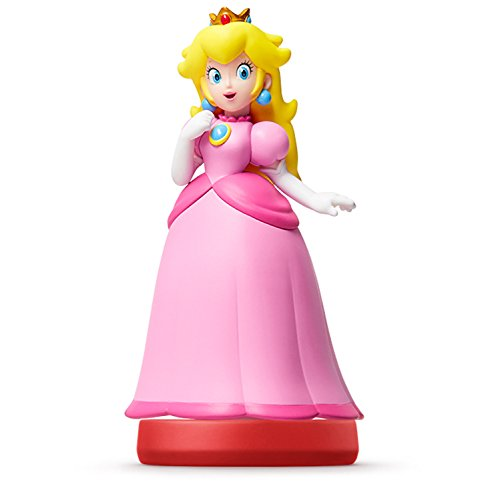 Peach amiibo - Japan Import (Super Mario Bros Series) - 1