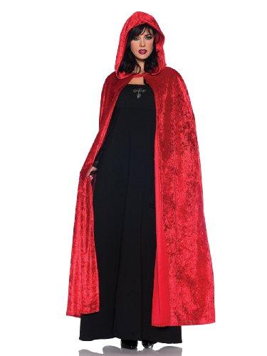 Red Velvet Cape