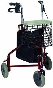 Delta 3 Wheeled tri walker