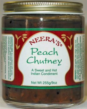 Buy Peach Chutney-Fresh peaches sweet and hot 3 JarsB0000TFYUM Filter