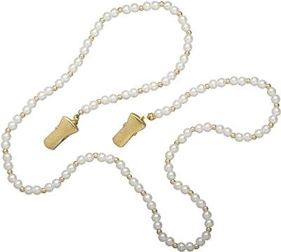 EasyComforts Beaded Eyeglass Chain