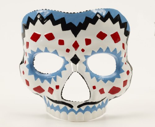 Adult Male Day of the Dead Mask