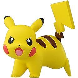 Muñeco Pikachu Pocket Monsters Postura de batalla