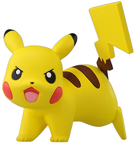 Pocket-Monsters-Collection-Mc070-Pikachu-Battle-Pose