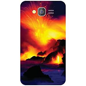 Samsung Galaxy Grand 2 Back Cover - Storm Designer Cases