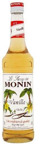 Monin Premium Vanilla Syrup 700 ml