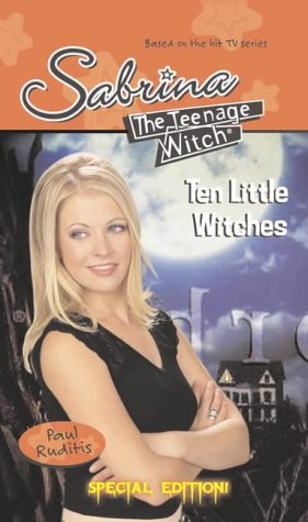 Ten Little Witches (Sabrina, the Teenage Witch), Buch