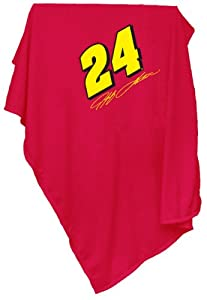 Nascar Jeff Gordon Sweatshirt Blanket
