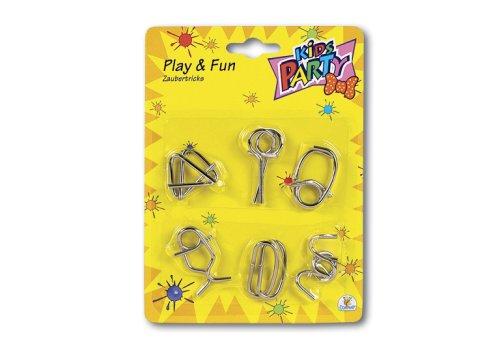 Imagen principal de The Toy Company 20014 19977 PF Kids Party - Set de trucos de magia (6 unidades) [importado de Alemania]