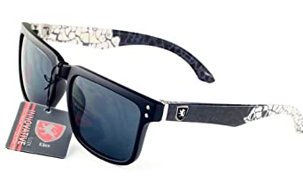 80's Style Vintage Wayfarer Classic Sunglasses- Black