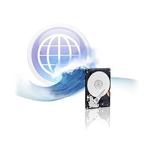 【クリックで詳細表示】WESTERN DIGITAL 2.5インチ内蔵HDD 320GB Serial-ATA 5400rpm 8MB 9.5mm厚 WD3200BPVT-R: パソコン・周辺機器
