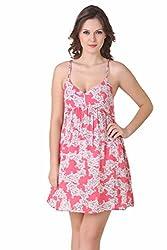 NOD Pink Floral dress for women