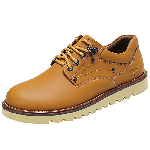 imayson-mens-business-leather-shoes-low-top-flats-casual-lace-up-oxford-uk-6-color-brown
