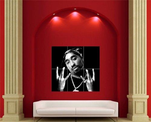 Hip Hop Tupac Shakur Poster