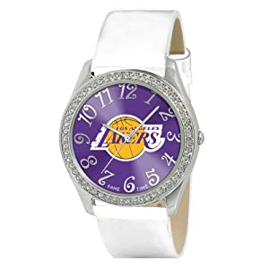 Game Time Ladies NBA-GLI-LAL Glitz Classic Analog Los Angeles Lakers Watch by Game Time