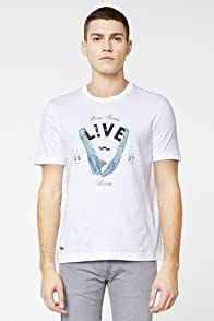 L!VE Short Sleeve Graphic