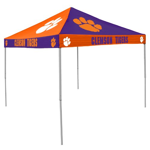 Ncaa Clemson Tigers Checkerboard Tent
