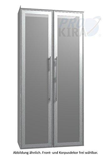 In Line Medium Cupboard (MNA816B7) Bathroom Furniture-60cm