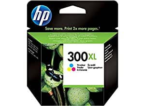 HP 300XL High Yield Tri-color Original Ink Cartridge