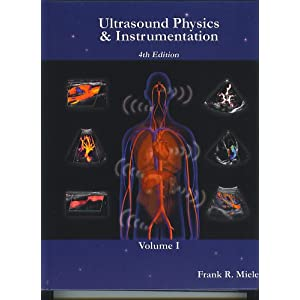 Ultrasound Physics and Instrumentation, 4th Edition 2-Vol Set