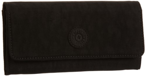 Kipling Unisex-Adult Brownie Wallet Black K10201