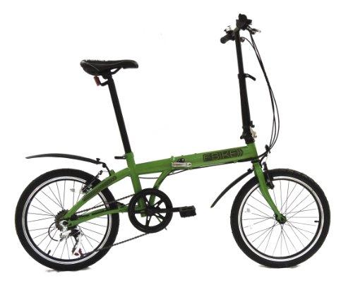 fBIKE Direct 6 Speed Folding Bike, Margarita