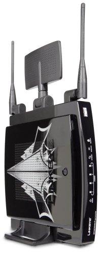 Cisco-Linksys WRT330N Wireless-N Gigabit Gaming Router