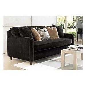 Amazon Sure Fit Stretch Plush 2 Piece Sofa Slipcover