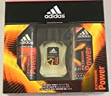 Adidas Extreme Power Eau de Toilette Gift Set 50 ml