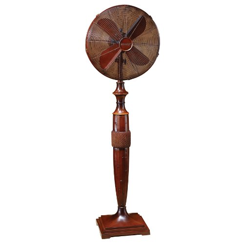 Deco Breeze Honduras Decorative Floor Standing Fan