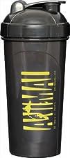 Universal Animal Shaker Bottle Black