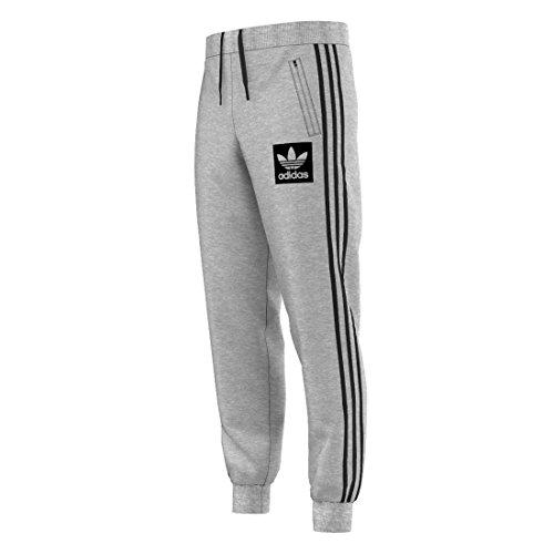 Adidas Str Ess Swp Pantaloni Sportivi Uomo, Grigio, M