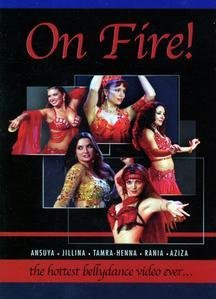 On Fire - the Hottest Bellydan [Import]