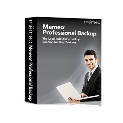Memeo Backup Professional 4 - 1 User [Old Version]