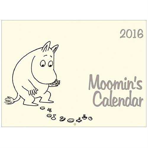 学研ステイフル ムーミン 2016年 カレンダー M16093