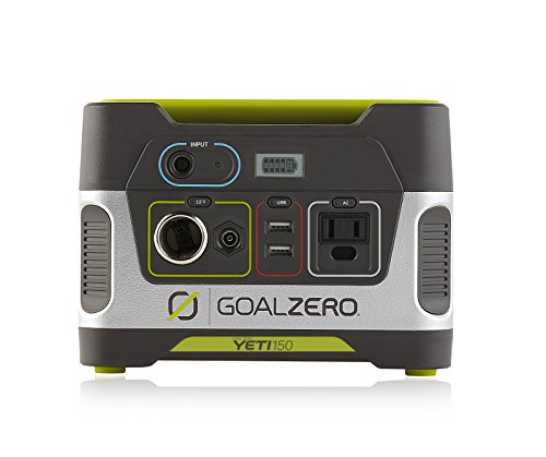 Goal Zero 22004 Yeti 150 Solar Generator (Portable Power Generator compare prices)