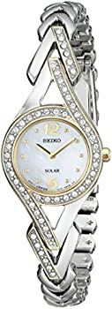 Seiko SUP174 Women's Solar Watch