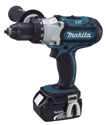 Makita Bdf451 18-Volt Lxt Lithium-Ion Cordless 1/2-Inch Driver-Drill Kit