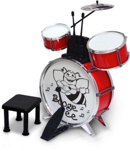 Schlagzeug mit Hocker Boogie Bee Vedes