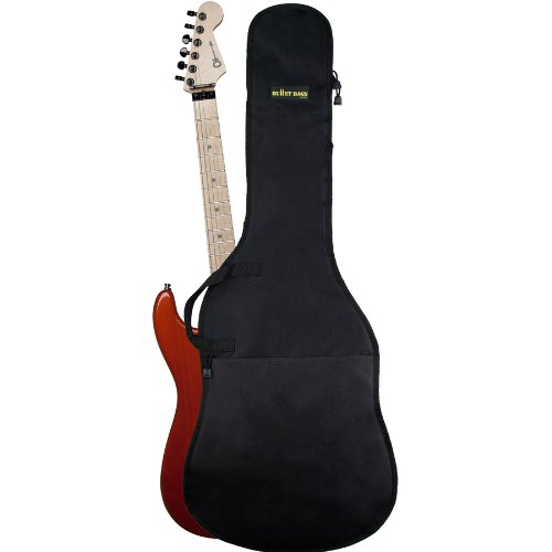 Bullet Bags By Protec Padded Gig Bag For Electric Guitar